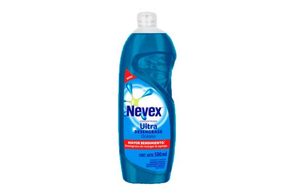 Detergente NEVEX Ultra Océano 500ml en Tienda Inglesa