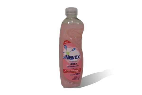 Detergente NEVEX Ultra Glicerina 300ml en Tienda Inglesa