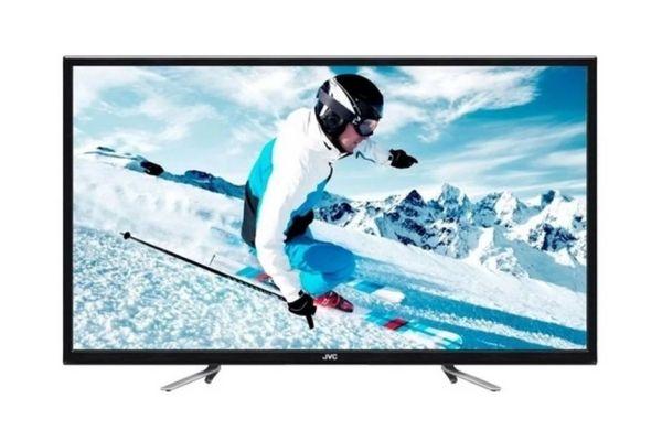 """TV LED 55"""" JVC FullHD Sintonizador Digital ISDB-T 3 Años de Garantía en Tienda Inglesa"""