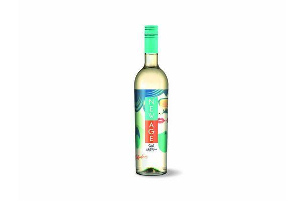 Vino Blanco Frizzante NEW AGE 750ml en Tienda Inglesa