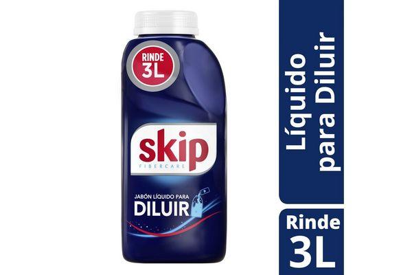 Jabón Liquido SKIP para Diluir 500 ml en Tienda Inglesa