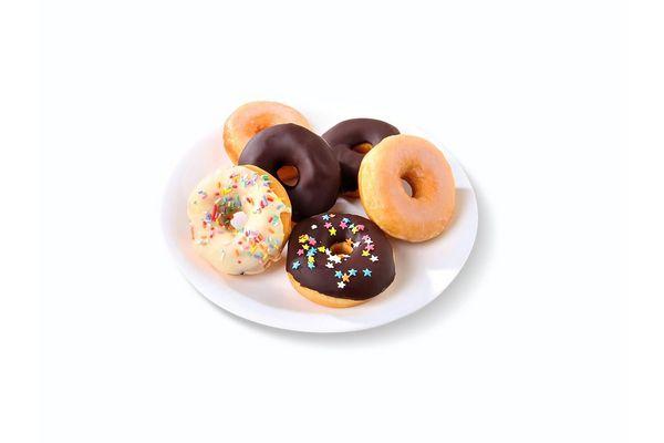 Donuts Surtidas en Tienda Inglesa