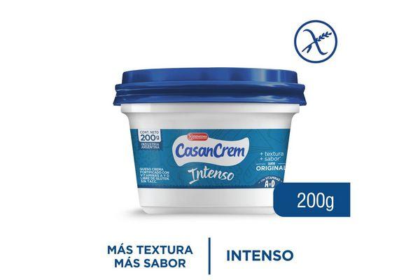 CASANCREM Intenso Original 200 g en Tienda Inglesa