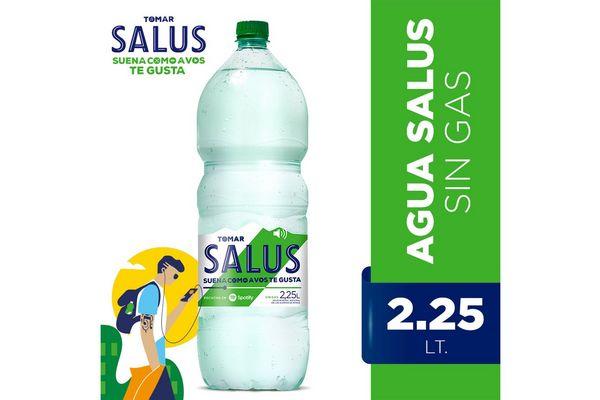 Agua Mineral Natural SALUS sin Gas 2.25l en Tienda Inglesa