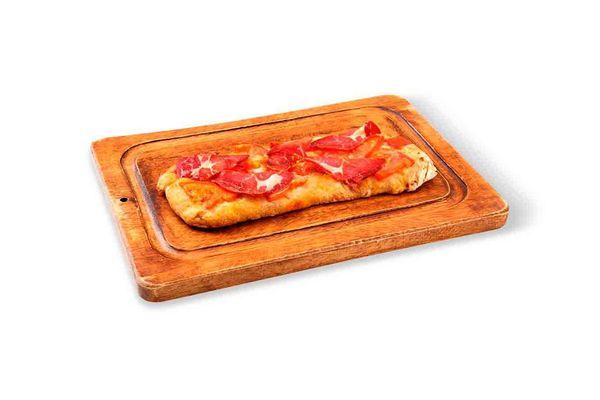 Focaccia de Tomate y Ajo TIENDA INGLESA en Tienda Inglesa