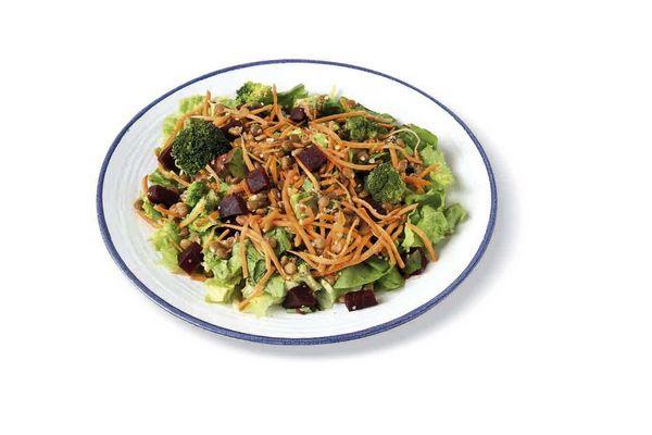 Ensalada Lentejas, Remolacha y Broccoli en Tienda Inglesa