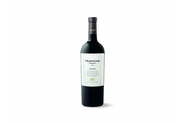 Vino Tinto TRAPICHE Reserva Malbec 750ml en Tienda Inglesa