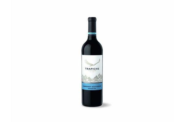 Vino Tinto TRAPICHE Cabernet Sauvignon 750 ml en Tienda Inglesa