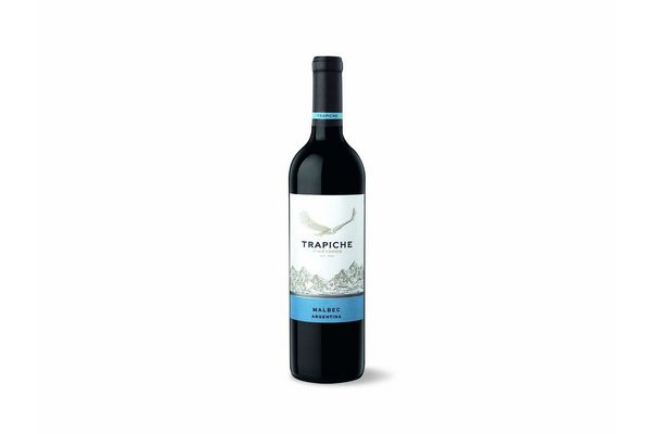 Vino Tinto TRAPICHE Malbec 750 ml en Tienda Inglesa