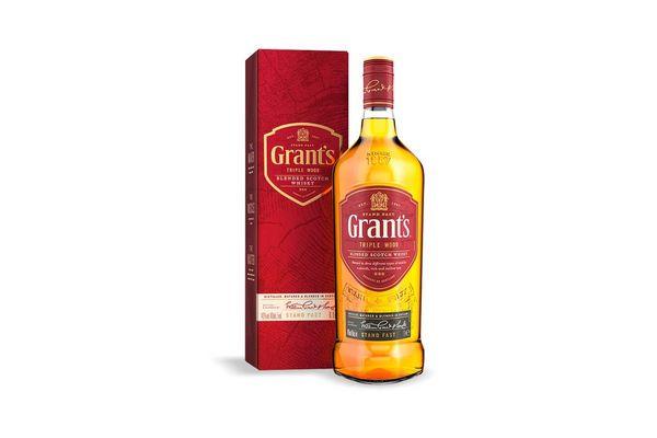 Whisky GRANTS 1 L en Tienda Inglesa