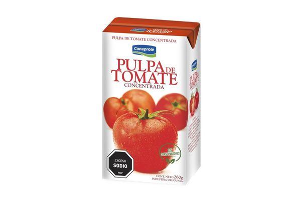 Pulpa de Tomate CONAPROLE 260 gr en Tienda Inglesa