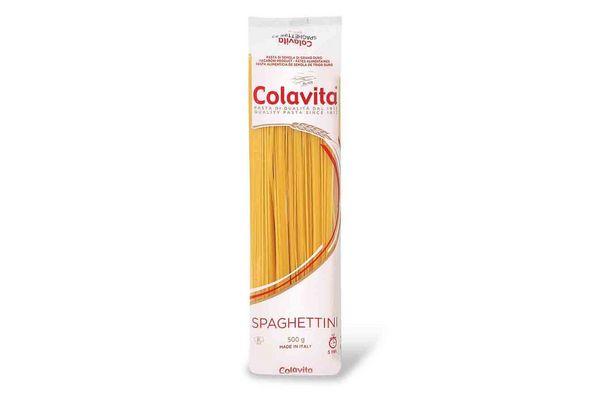 Fideos Spaghettini COLAVITA 500gr en Tienda Inglesa