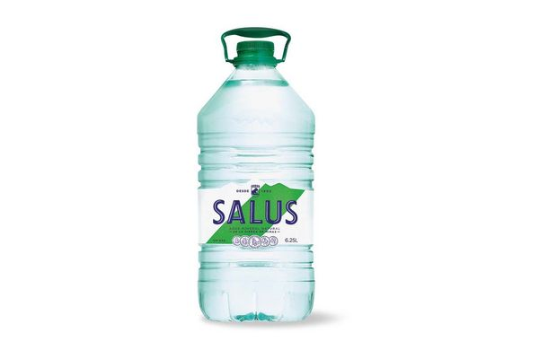 Agua Mineral Natural SALUS sin Gas 6.25l en Tienda Inglesa