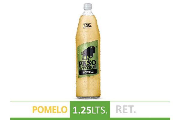 Refresco PASO DE LOS TOROS Pomelo 1.25 L en Tienda Inglesa