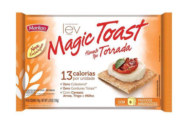 Galleta MARILAN Magic Toast 150 gr en Tienda Inglesa