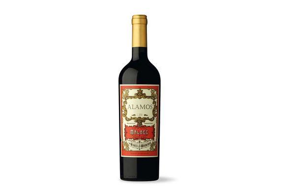 Vino Tinto ALAMOS Malbec 750 ml en Tienda Inglesa