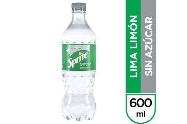 Refresco SPRITE Lima Limón sin Azúcar 600 ml en Tienda Inglesa