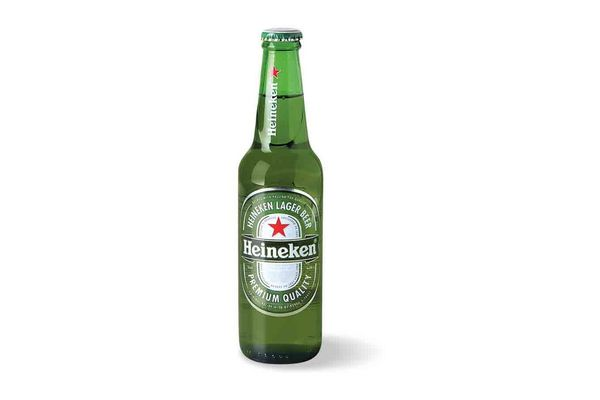 Cerveza HEINEKEN Botella 330 ml en Tienda Inglesa