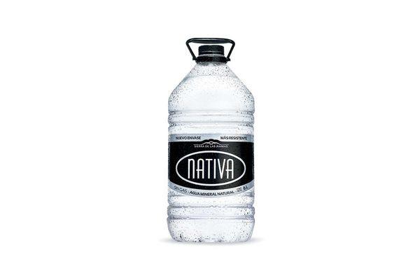 Agua Mineral Natural sin Gas NATIVA 6L en Tienda Inglesa