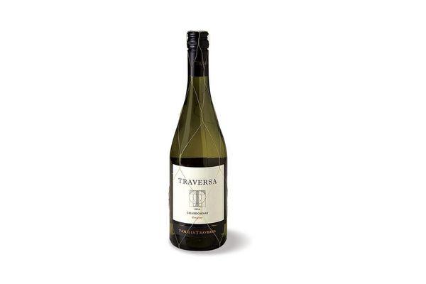 Vino Blanco TRAVERSA Chardonna Gran Reserva 750ml en Tienda Inglesa