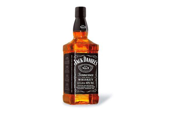 Whisky JACK DANIELS 1 L en Tienda Inglesa
