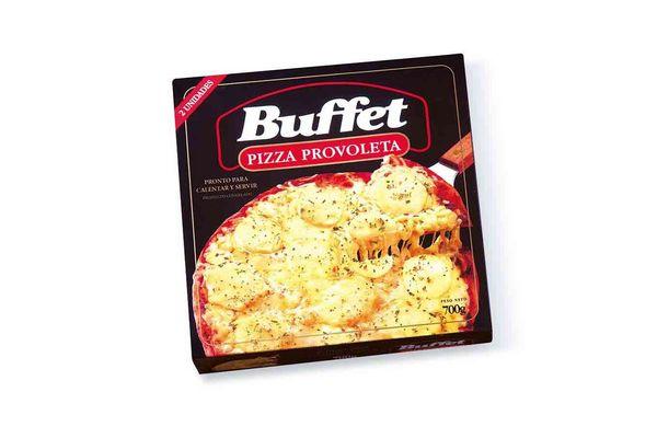Pizza Italiana BUFFET Pronta para Calentar 2 Unidades en Tienda Inglesa