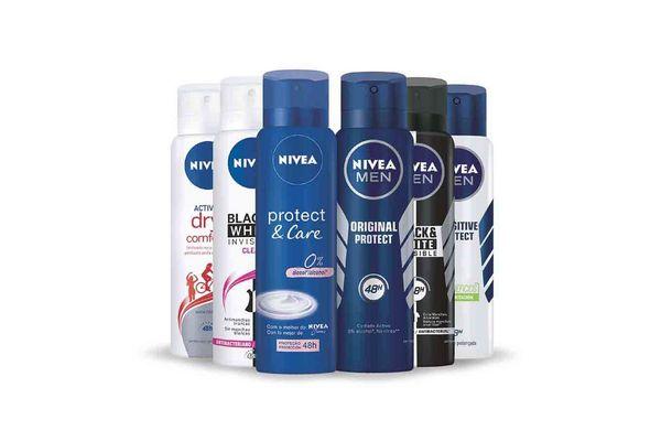 Desodorante NIVEA Sensitive For Men Spray en Tienda Inglesa