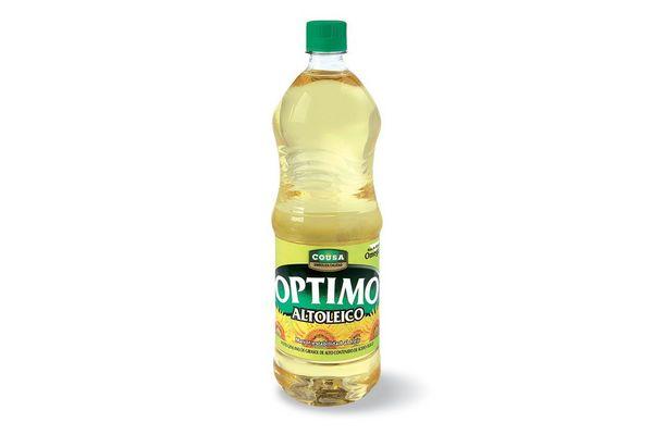 Aceite de Girasol OPTIMO Altoleico 900ml en Tienda Inglesa
