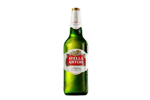 Cerveza STELLA ARTOIS Botella 975ml en Tienda Inglesa