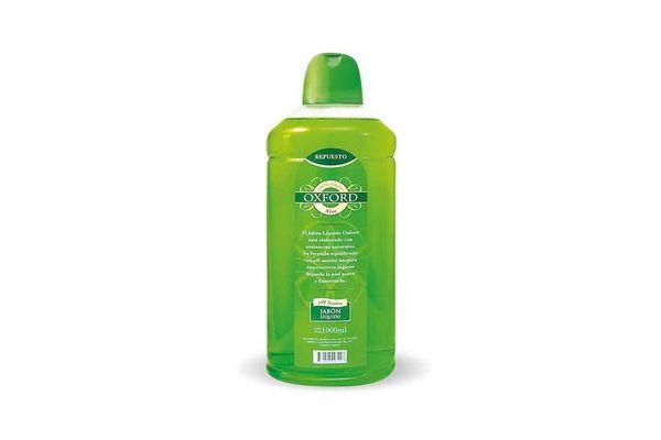 Jabón Liquido OXFORD Aloe Repuesto 1000 ml en Tienda Inglesa