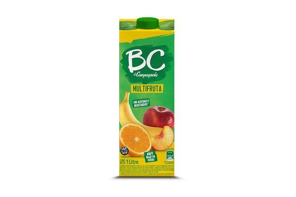 Jugo BC La Campagnola sabor Multifruta 1l en Tienda Inglesa