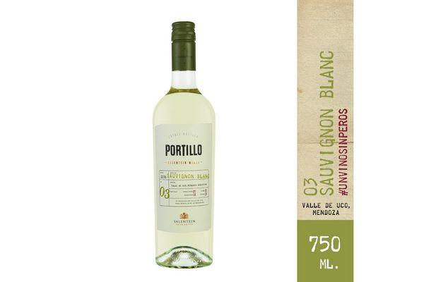 Vino Blanco EL PORTILLO Sauvignon Blanc 750ml en Tienda Inglesa