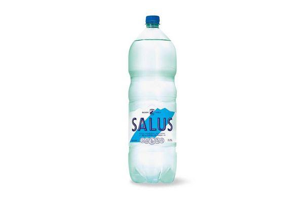 Agua Mineral Natural SALUS con Gas 2.25 L en Tienda Inglesa