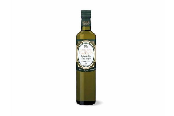 Aceite de Oliva Extra Virgen Bivarietal COLINAS DE GARZÓN 500 ml en Tienda Inglesa