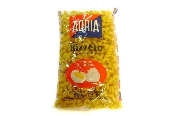 Fideos ADRIA Rizzeto 500g en Tienda Inglesa