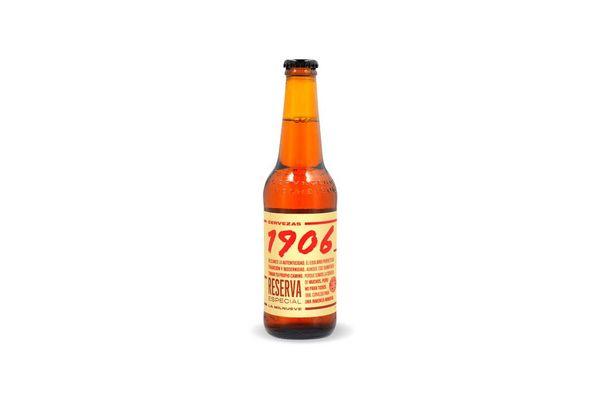 Cerveza 1906 Reserva Especial Botella 330ml en Tienda Inglesa
