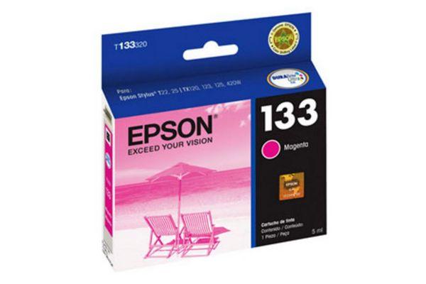 Cartucho EPSON Color Magenta 5 ml en Tienda Inglesa