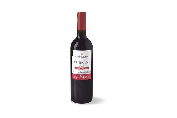 Vino Tinto SANTA CAROLINA Cabernet Sauvignon 750 ml en Tienda Inglesa