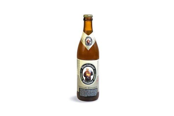 Cerveza FRANZISKANER Weissbier 500 ml en Tienda Inglesa