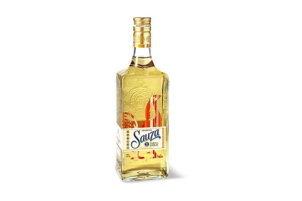 Tequila Sauza Gold 750 ml en Tienda Inglesa