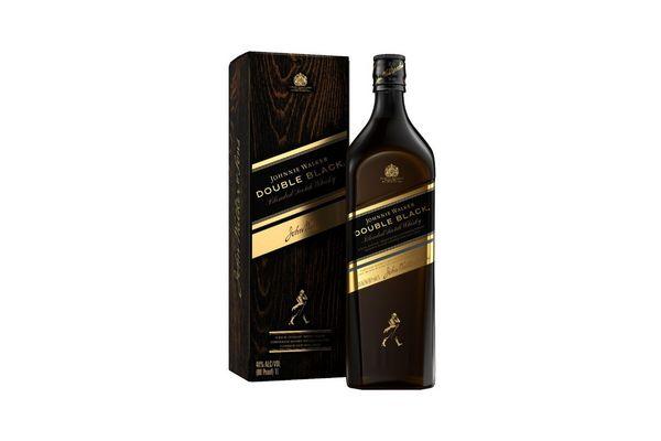Whisky JOHNNIE WALKER Double Black 1 L en Tienda Inglesa
