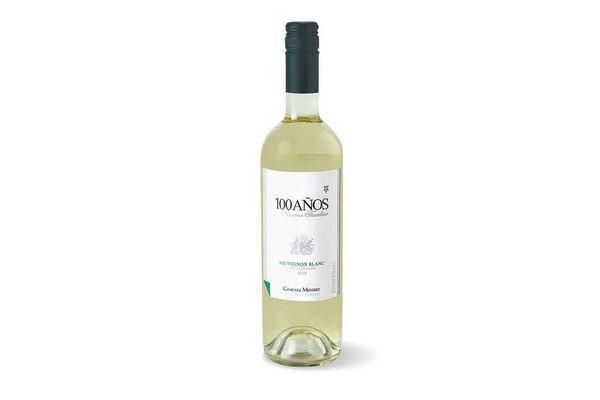 Vino Blanco 100 AÑOS Sauvignon Blanc 750 ml en Tienda Inglesa