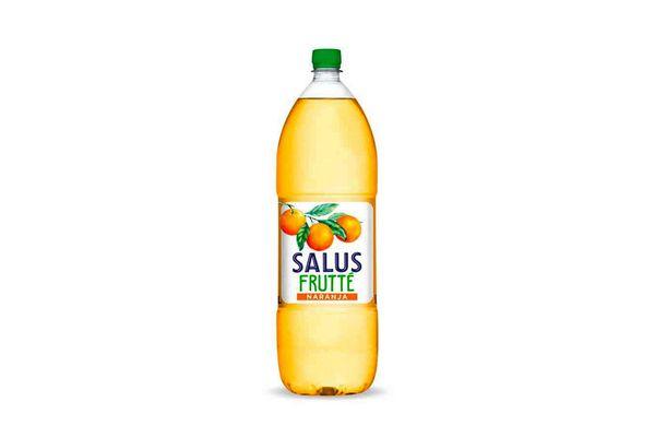 Agua SALUS Frutté Sabor Naranja sin Gas 2.25 L en Tienda Inglesa