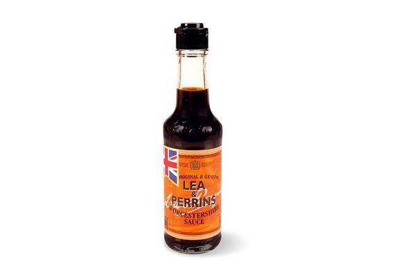 Salsa Worcestershire LEA & PERRINS 150 ml en Tienda Inglesa