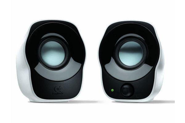 Parlantes LOGITECH Z120 con Control de Volumen ¡Super Oferta! en Tienda Inglesa