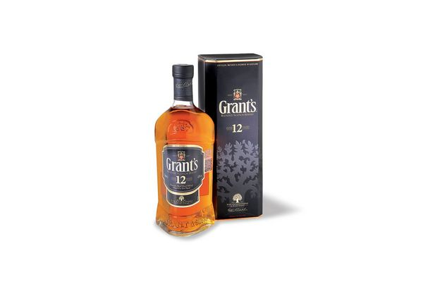 Whisky GRANT'S 12 Años 1 L en Tienda Inglesa