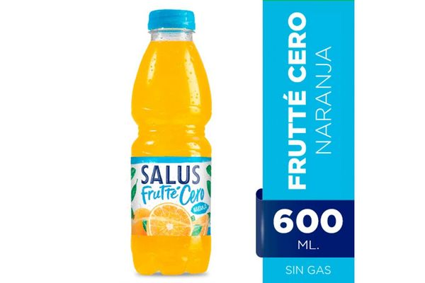 Agua SALUS Frutte Cero sabor Naranja Sin Gas 600ml en Tienda Inglesa