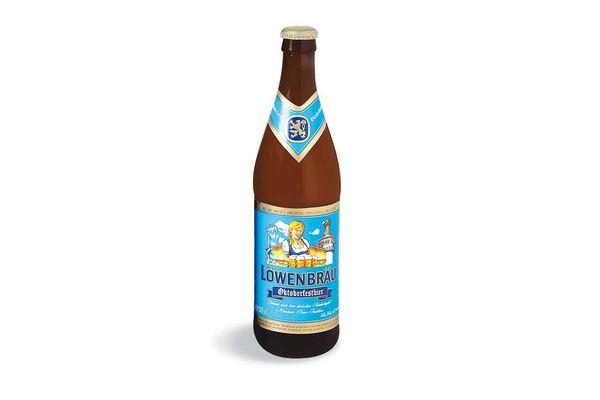 Cerveza LOWENBRAU Oktoberfestbier Botella 500 ml en Tienda Inglesa