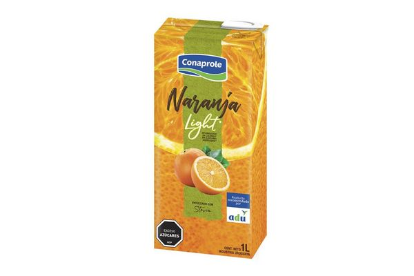 Jugo CONAPROLE sabor Naranja Light 1 L en Tienda Inglesa