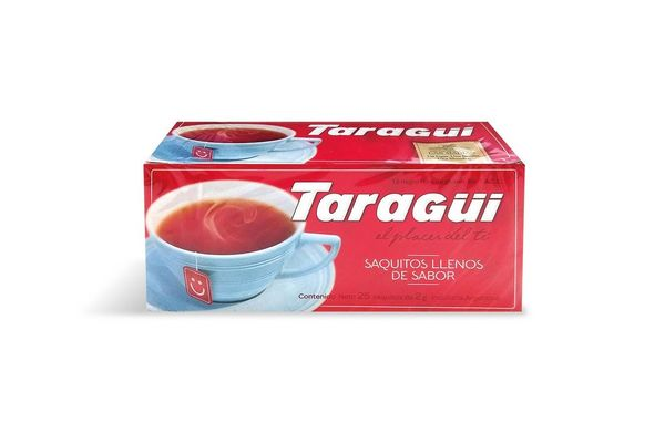 Te TARAGUI 25 sobres en Tienda Inglesa